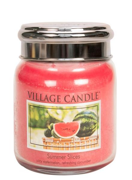 Village Candle Summer Slices Medium Jar
