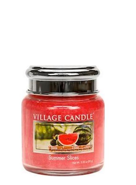 Village Candle Summer Slices Mini Jar