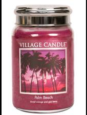 Village Candle Palm Beach Large Jar