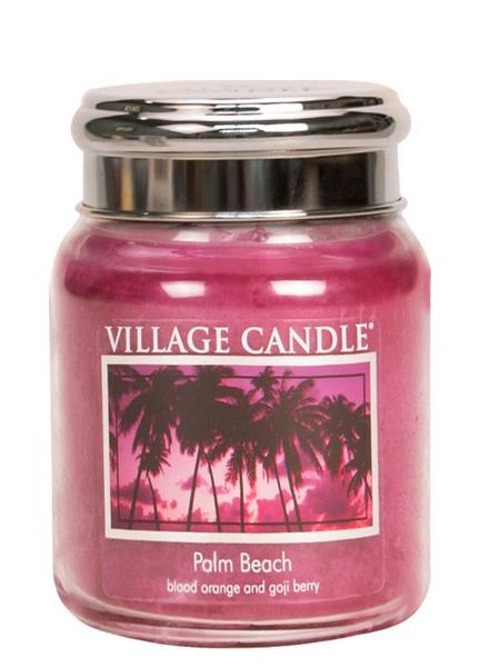 Village Candle Village Candle Palm Beach Medium Jar