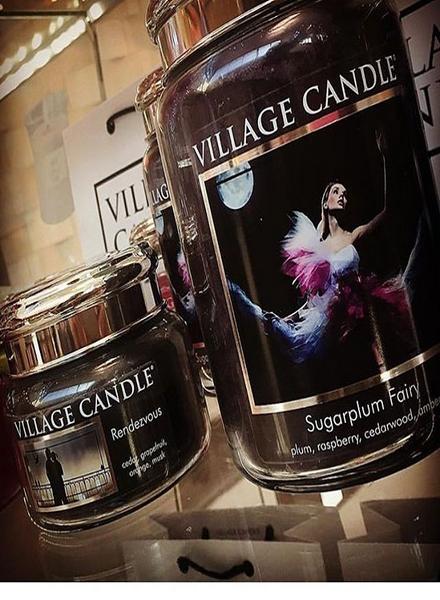 Village Candle Village Candle Sugarplum Fairy Medium Jar