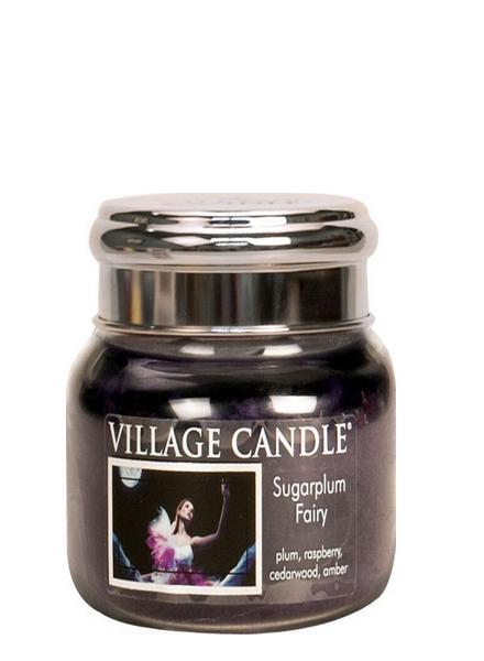 Village Candle Sugarplum Fairy Small Jar