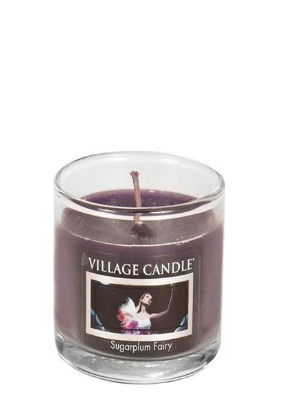 Village Candle Sugarplum Fairy Votive