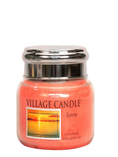 Village Candle Sunrise Small Jar