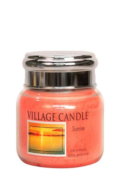 Village Candle Sunrise Small Jar