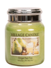 Village Candle Village Candle Ginger Pear Fizz Medium Jar