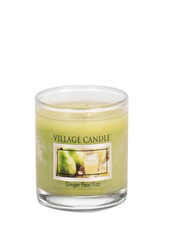 Village Candle Ginger Pear Fizz Votive