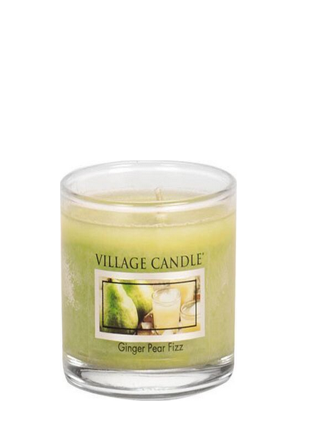 Village Candle Ginger Pear Fizz Votive