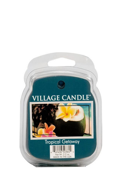 Village Candle Tropical Getaway Wax Melt
