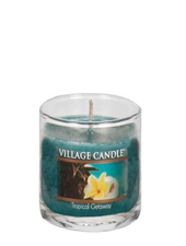 Village Candle Tropical Getaway Votive