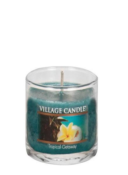 Village Candle Tropical Getaway Votive