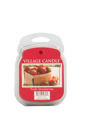 Village Candle Fresh Strawberries Wax Melt