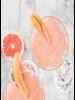 Village Candle Village Candle Grapefruit Turmeric Tonic Medium Jar