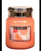 Village Candle Grapefruit Turmeric Tonic Medium Jar