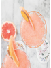 Village Candle Village Candle Grapefruit Turmeric Tonic Mini Jar