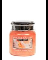 Village Candle Grapefruit Turmeric Tonic Mini Jar