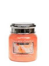 Village Candle Grapefruit Turmeric Tonic Mini Jar