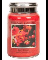 Village Candle Berry Blossom Large Jar
