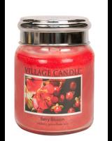 Village Candle Berry Blossom Medium Jar