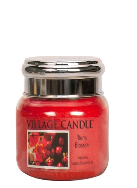 Village Candle Berry Blossom Small Jar