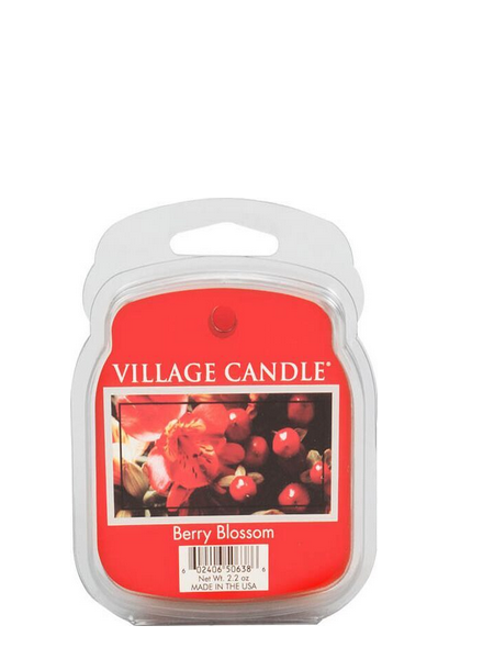 Village Candle Village Candle Berry Blossom Wax Melt