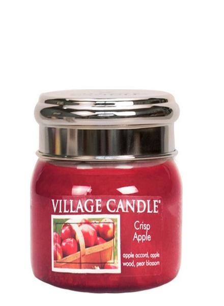 Village Candle Village Candle Crisp Apple Small Jar