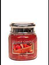 Village Candle Crisp Apple Mini Jar