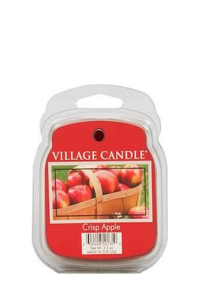 Village Candle Crisp Apple Wax Melt