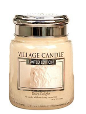 Village Candle Dolce Delight Medium Jar