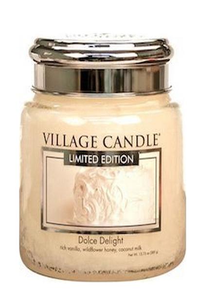 Village Candle Dolce Delight Medium Jar
