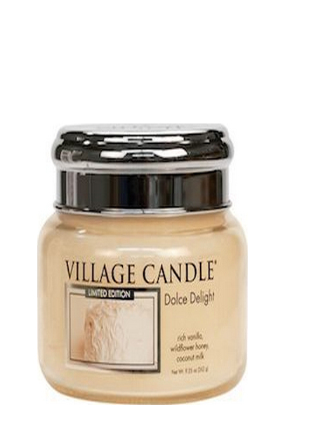 Village Candle Dolce Delight Small Jar