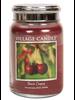 Village Candle Village Candle Black Cherry Large Jar