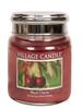 Village Candle Village Candle Black Cherry Medium Jar