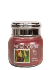 Village Candle Black Cherry Small Jar
