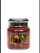 Village Candle Black Cherry Mini Jar