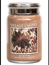 Village Candle Spiced Noir Large Jar