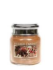 Village Candle Spiced Noir Mini Jar