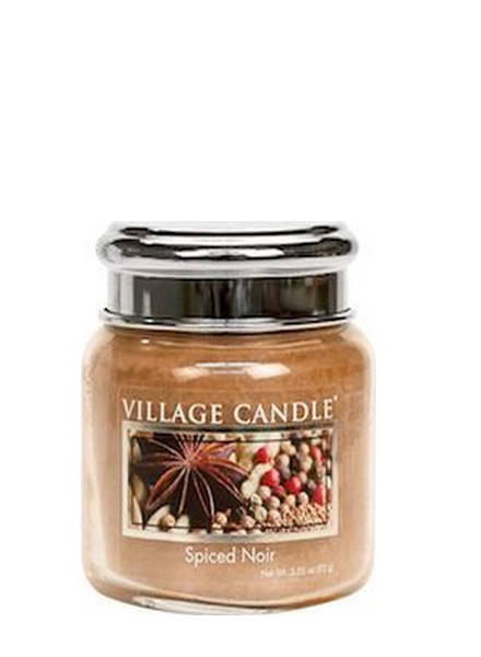 Village Candle Spiced Noir Mini Jar