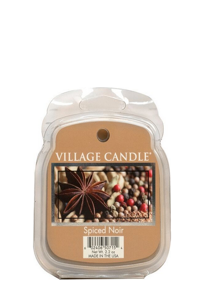 Village Candle Spiced Noir Wax Melt