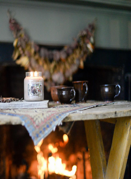 Village Candle Village Candle Spiced Noir Large Jar