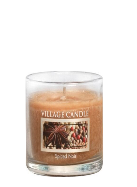 Village Candle Spiced Noir Votive