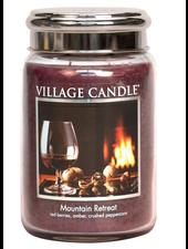 Village Candle Mountain Retreat Large Jar