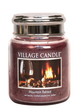 Village Candle Mountain Retreat Medium Jar