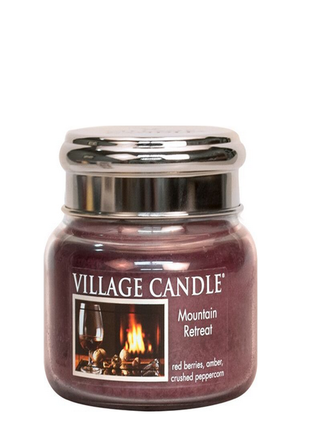 Village Candle Mountain Retreat Small Jar