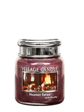 Village Candle Mountain Retreat Mini Jar