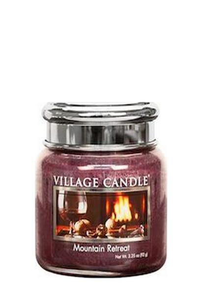 Village Candle Village Candle Mountain Retreat Mini Jar