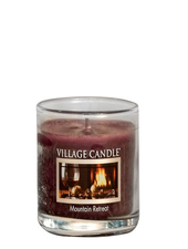 Village Candle Mountain Retreat Votive
