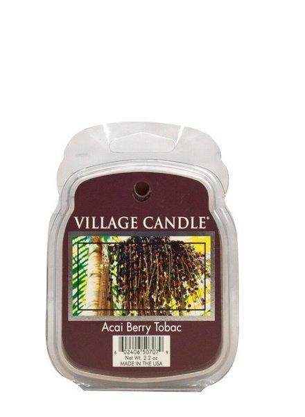 Village Candle Acai Berry Tobac Wax Melt