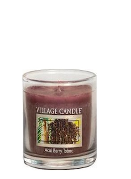Village Candle Village Candle Acai Berry Tobac Votive
