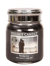 Village Candle Rendezvous Medium Jar